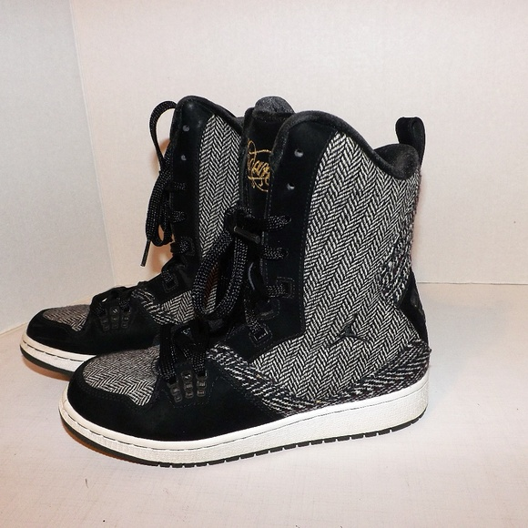 f96edb63d74 ... Nike Shoes Air Jordan Flight Us Bootsyouth Size 5 Poshmark usa cheap  sale 65ee3 9e3bd  Air Jordan Shoes Girls ...